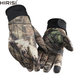 Camouflage Gloves Touch Screen