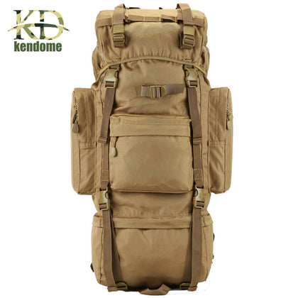70L Large Capacity Waterproof Backpack Rucksack