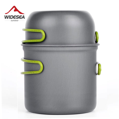 Ultralight Camping Cookware 1-2 persons