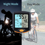 Bicycle Accessories Trainers Electronic Speedometer With Luminous Display