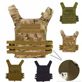 Tactical Vest Military Molle Plate Carrier
