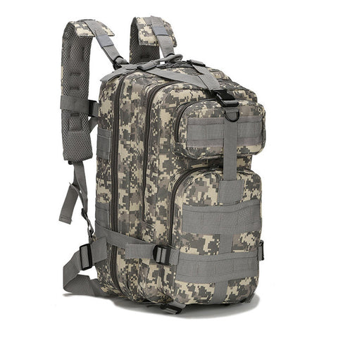 Camouflage Backpack  25L