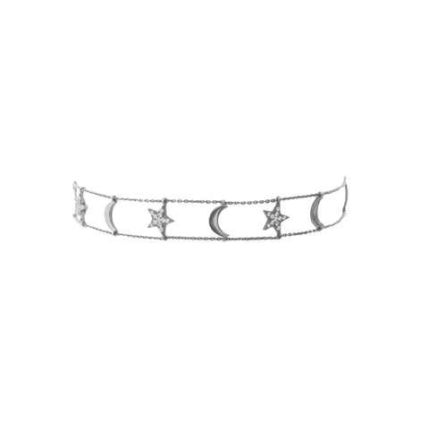 star moon choker