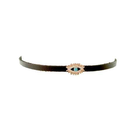 WICKED EYE CHOKER