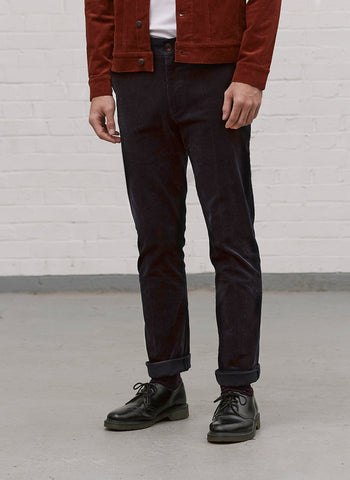 Trousers | Bronze Corduroy