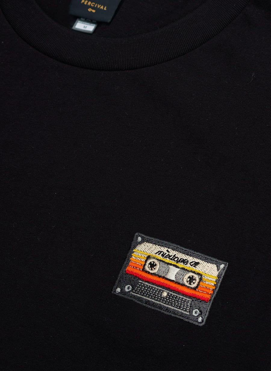 T Shirt | Mixtape | Black