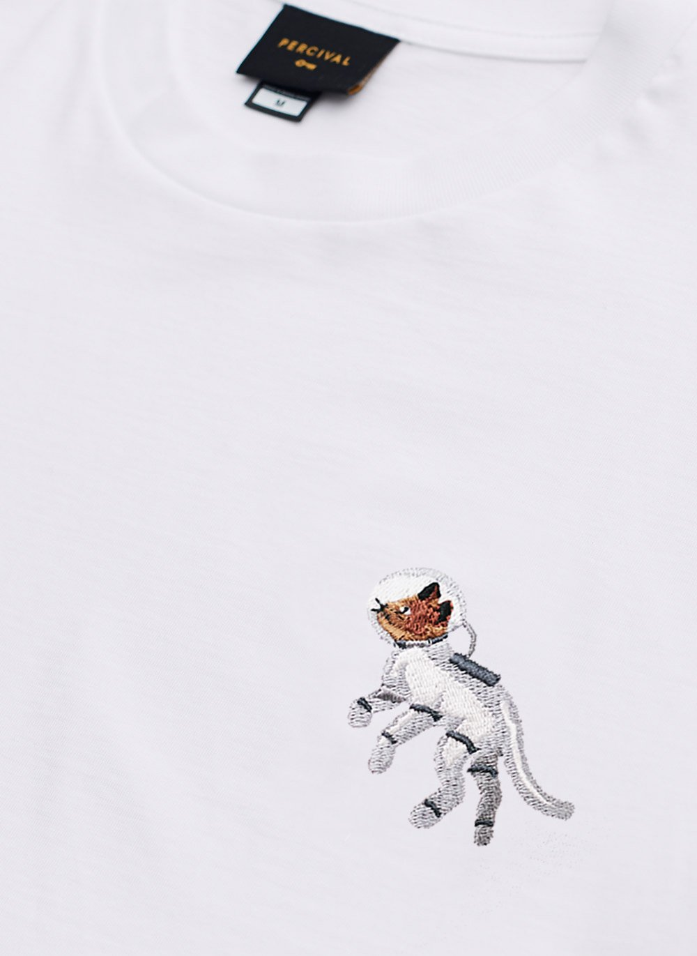 T Shirt | Space Cat
