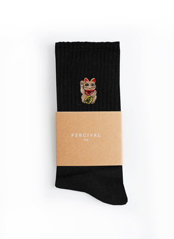 Socks | Itamae Octopus | Black