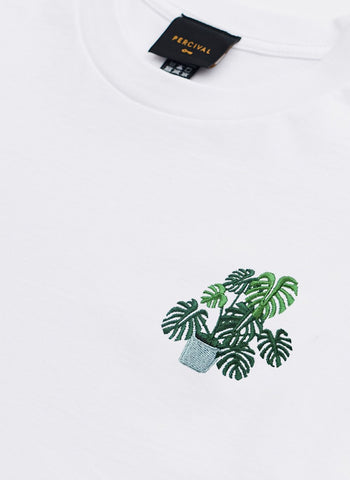 Cuban Short Sleeve Shirt | Navy Edo Rooster