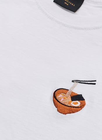 T Shirt | Percival Matches Embroidery
