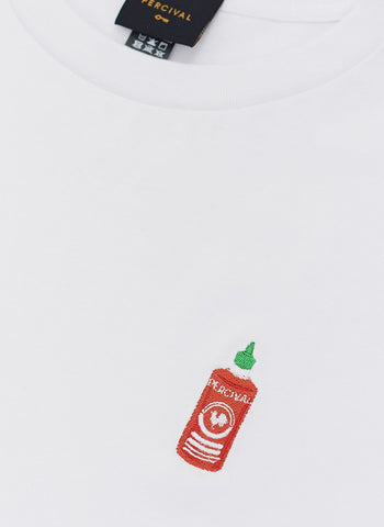 T Shirt | Polaroid | Percival x Telegramme