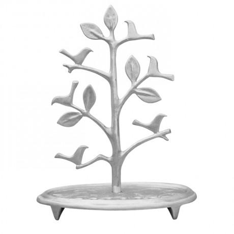 Tree of Life Menorah by Shraga Landesman-menorah-AllThingsJewish.com