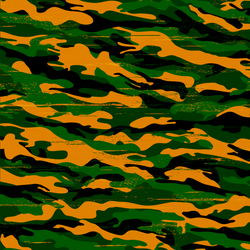 """Hunting Camo"" Permanent Adhesive Vinyl OR Heat Transfer Vinyl"