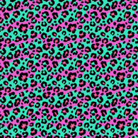 """Cheetah Purple"" - Heat Transfer Vinyl Patterns"