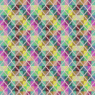 """Enchanted Window"" Yellow - Pattern Vinyl and Heat Transfer Vinyl"