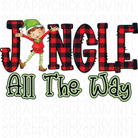 Jingle All the Way Elf