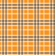 """Halloween Plaid 1"" Permanent Adhesive Vinyl and Heat Transfer Vinyl"