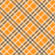 """Halloween Plaid 6"" Permanent Adhesive Vinyl and Heat Transfer Vinyl"