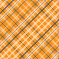 """Halloween Plaid 7"" Permanent Adhesive Vinyl and Heat Transfer Vinyl"