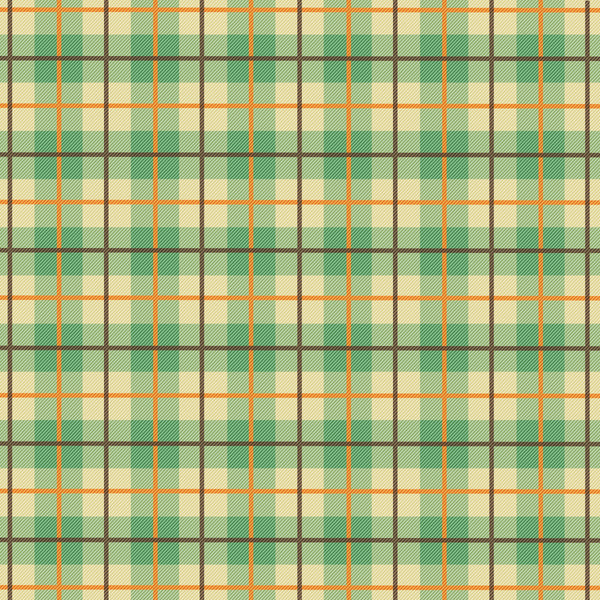 """Fall Green Plaid"" Permanent Adhesive Vinyl and Heat Transfer Vinyl"