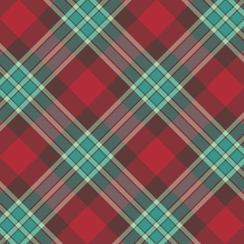 """NW Sweater Plaid 6"" Pattern Vinyl and Heat Transfer Vinyl"