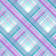 """Plaids Aqua Purple 204"" Pattern Vinyl and Heat Transfer Vinyl"
