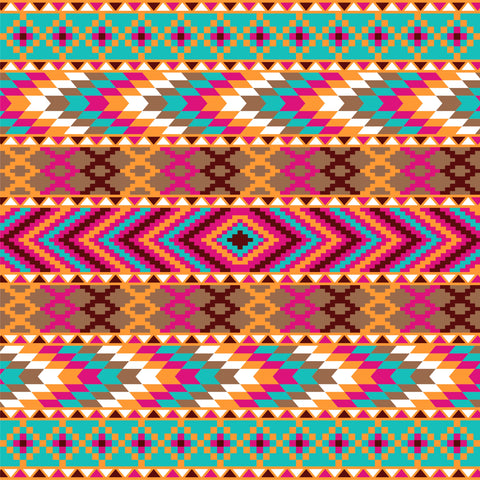"""Trendy Tribal""- Pattern Vinyl and Heat Transfer Vinyl"