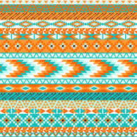 """Tribal Beadings""- Pattern Vinyl and Heat Transfer Vinyl"