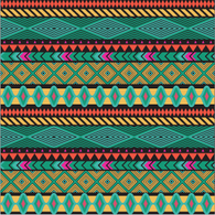 """Boho Blanket"" - Heat Transfer Vinyl Patterns"