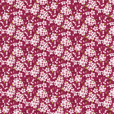"""Burgundy Beauties""  Pattern Vinyl and Heat Transfer Vinyl"