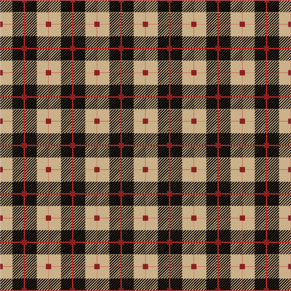 """Checkers Plaid "" Permanent Adhesive Vinyl OR Easy Heat Transfer Vinyl"