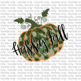 Instant Download PNG Printable design, Camo Pumpkins, Happy Fall Sublimation design , Fall Sublimation designs, Camo Sublimation Designs