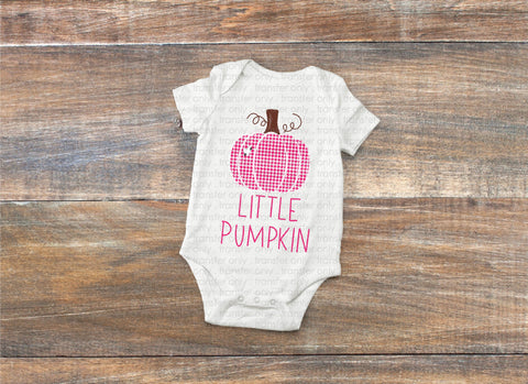"INSTANT DOWNLOAD PNG Printable design ""Little Pink Pumpkin"" , Pink Pumpkin Sublimation design ,Girl Fall Sublimation ,Sublimation Designs"