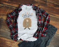 "Baby Jesus Sublimation transfer, Holiday Screen Print Transfer , ""A baby Changes Everything "" Printed Heat Transfer/Sublimation"