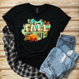 """Happy Fall Ya'll Pumpkin""- Ready to Press Heat Transfer"