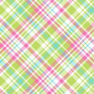 """Grasshopper Plaid"" - Pattern Vinyl and Heat Transfer Vinyl"