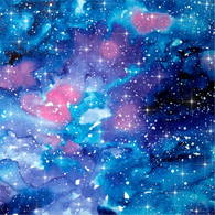 """Moonlight Galaxy"" - Pattern Vinyl and Heat Transfer Vinyl"