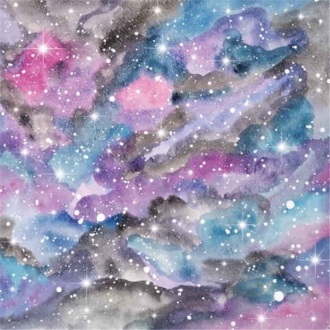 Mystical Galaxy Pattern Vinyl And Heat Transfer Vinyl Delectable Galaxy Pattern