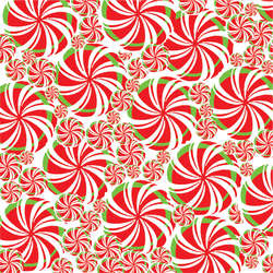 """Peppermint Party "" Permanent Adhesive Vinyl OR Easy Heat Transfer Vinyl"
