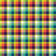 """Primary Plaid"" Permanent Adhesive Vinyl and Heat Transfer Vinyl"