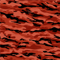 """Red Camo"" Permanent Adhesive Vinyl OR Heat Transfer Vinyl"