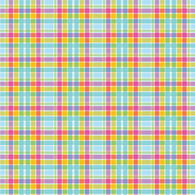 """Springtime Plaid"" Pattern Vinyl and Heat Transfer Vinyl"