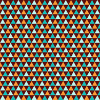 """Triangle Tribes""- Pattern Vinyl and Heat Transfer Vinyl"