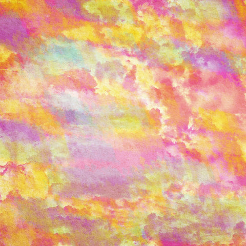 """Watercolor Glow"" - Pattern Vinyl and Heat Transfer Vinyl"
