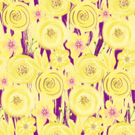 """Yellow sunshine Rose""- Pattern Vinyl and Heat Transfer Vinyl"