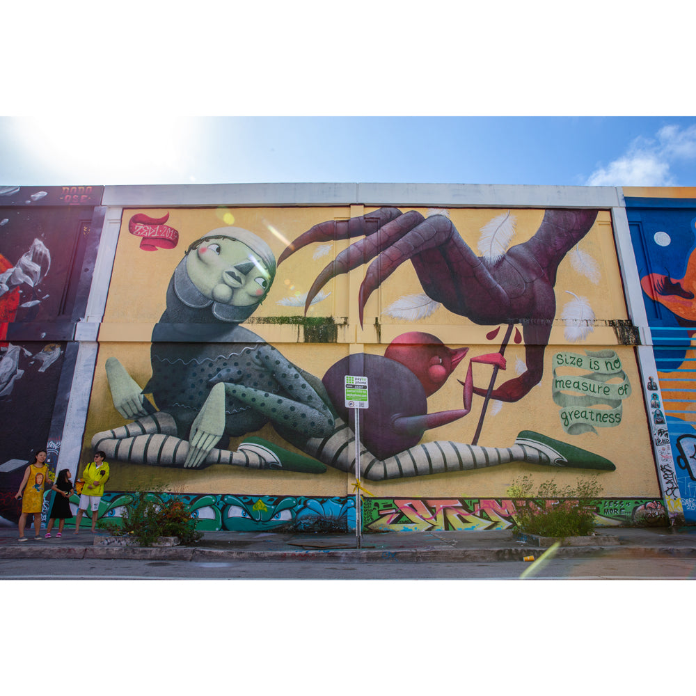The Best Murals in Wynwood