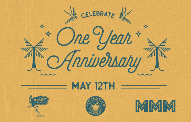 IT'S OUR ANNIVERSARY – WYNWOOD SHOP TURNS 1!