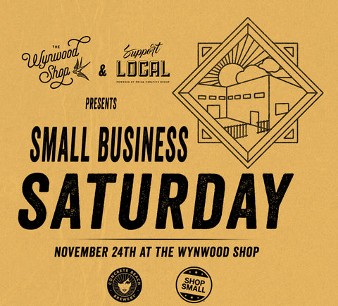 Small Business Saturday at the Wynwood Shop