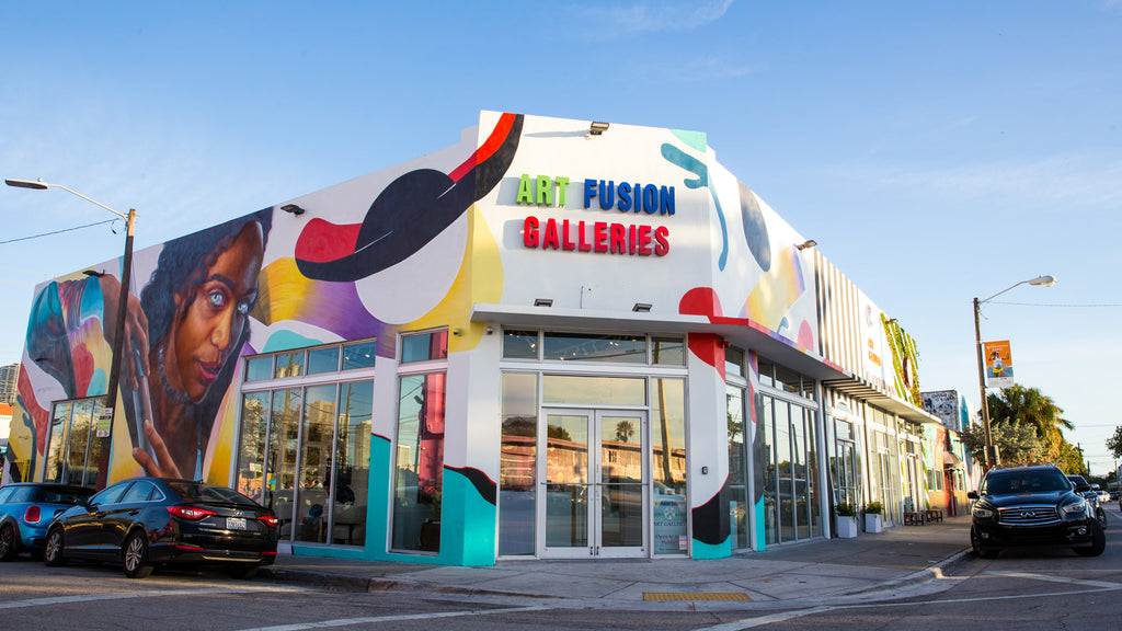 Art Fusion Galleries What to Do in Wynwood