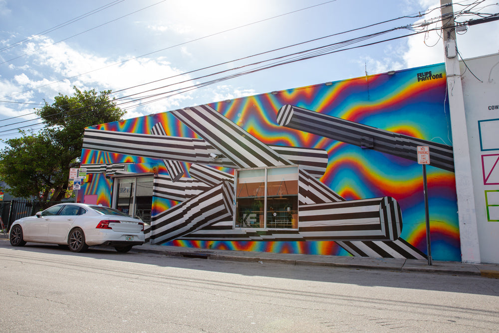 Felipe Pantone Wynwood The LAB